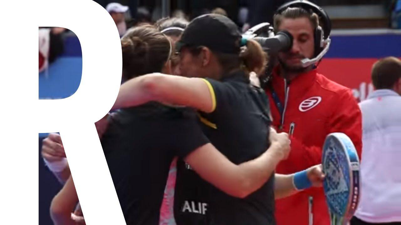 Resumen Semifinales femeninas Barcelona Master