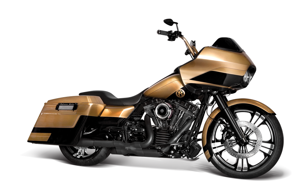 Performance Machine 2012 Road Glide With Icon Wheels and