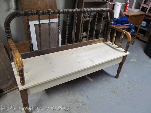 Brilliant Jenny Lind Bed Bench Pt 2 Craft Ideas Bed Bench Crib Ocoug Best Dining Table And Chair Ideas Images Ocougorg