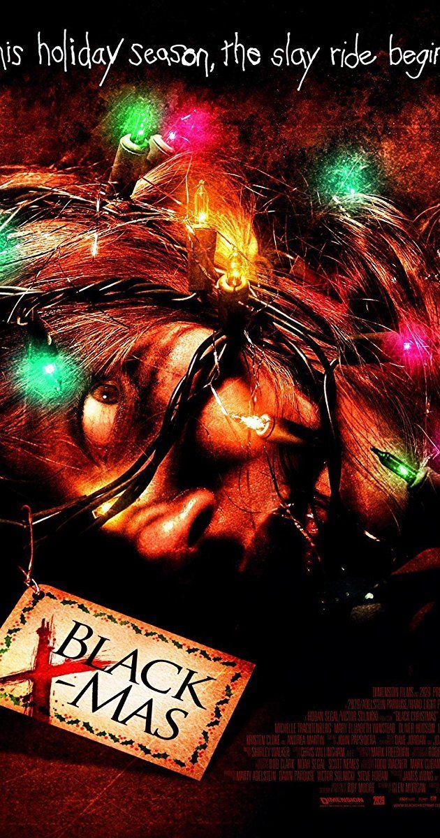 Black Christmas (2006) in 2019 Black christmas movies