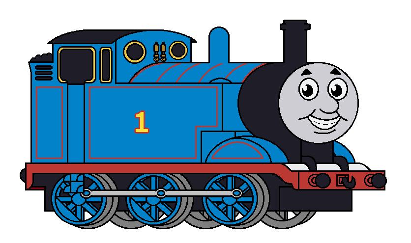 Thomas The Tank Engine By Potatofairy93 Deviantart Com On Deviantart Thomas The Tank Engine Thomas The Tank Thomas