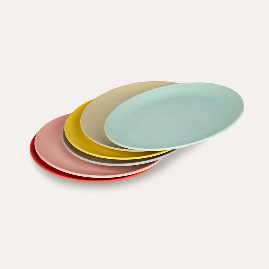 Bamboo Plate Set Engel Bowls And Plates Bamboo Plates Plate Sets Toddler Plates