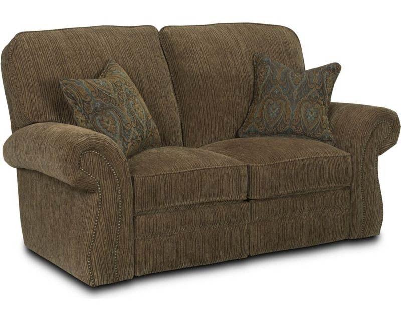 Lane Furniture - Billings Double Reclining Loveseat - 256 ...