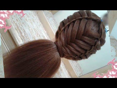 Peinados Recogidos Faciles Para Cabello Largo Bonitos Y Rapidos Con Trenzas Para Nina Para Fiesta130 Youtube
