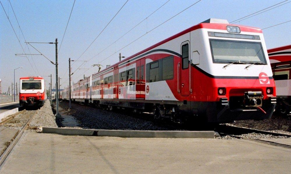 La Empresa Que Opera El Tren Suburbano De La Cdmx Solo La Separan Cuatro Kilometros Para Conectar La Capital Con El Nuevo Tren Viajar En Tren Estacion De Tren