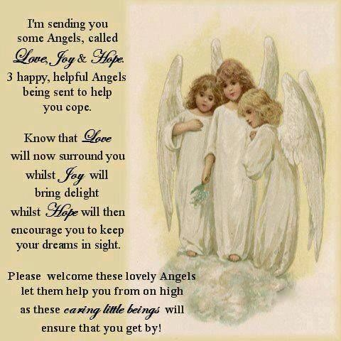 Sending You Some Angels Love Love Quotes Life Quotes