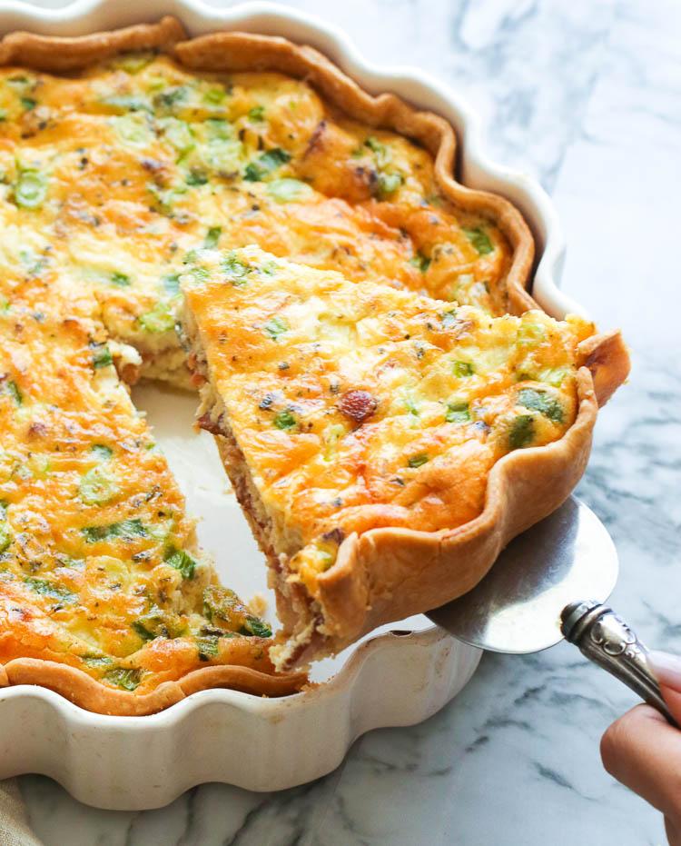 Quiche Lorraine | Recipe | Quiche lorraine, Yummy ...