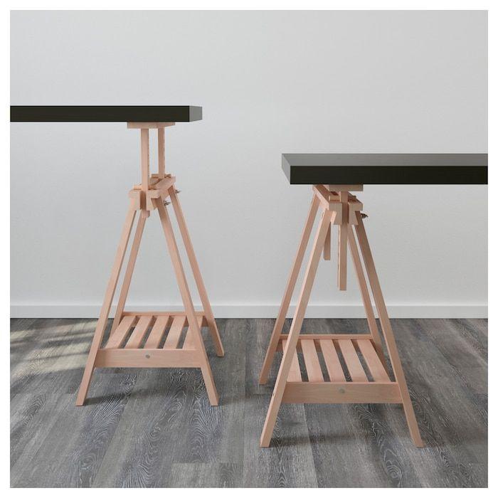 Ikea Schreibtisch Böcke 2021