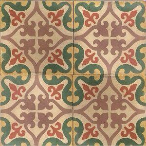 Mosaico de derribo