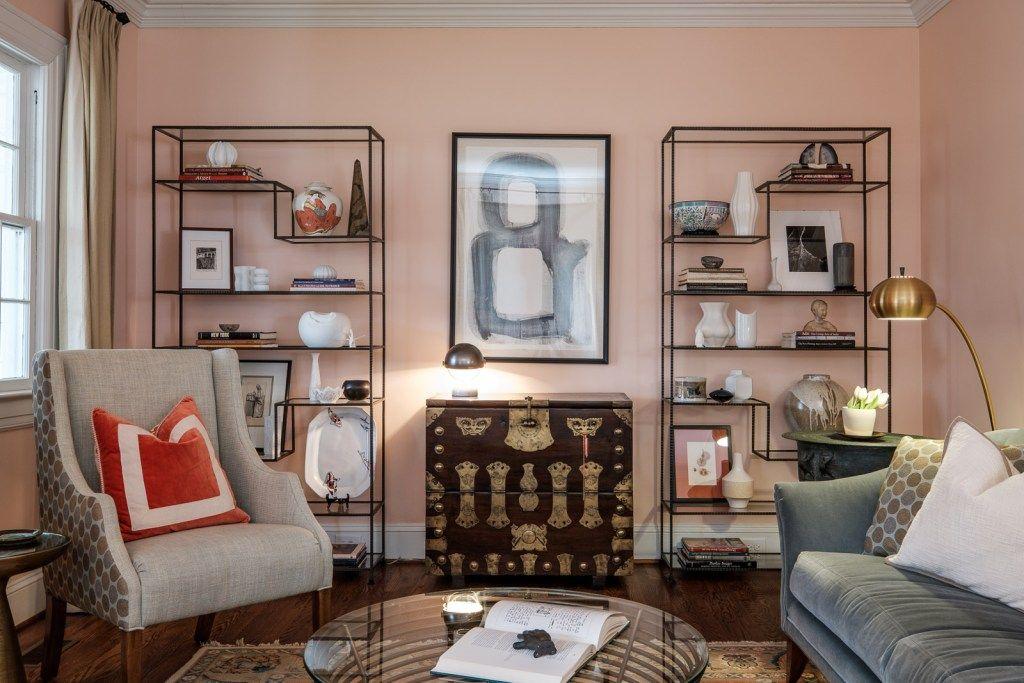 Artist Retreat Living Room