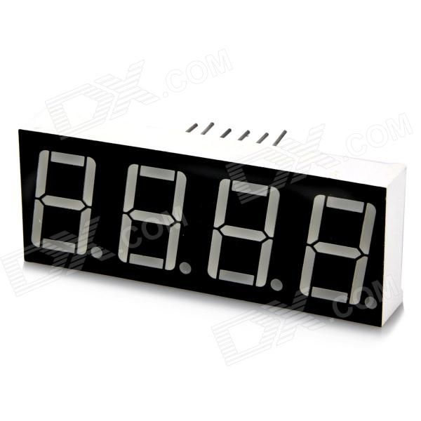 4 Digit 12 Pin Display Module For Arduino Works With Official Arduino Boards Model N A Quantity 1 Color Black Material Pcb F Arduino Arduino Board Stem Toys