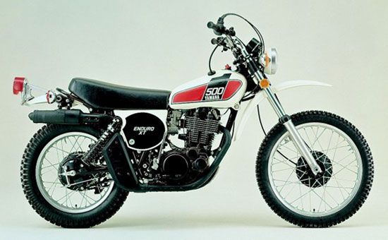 XT 500-1976