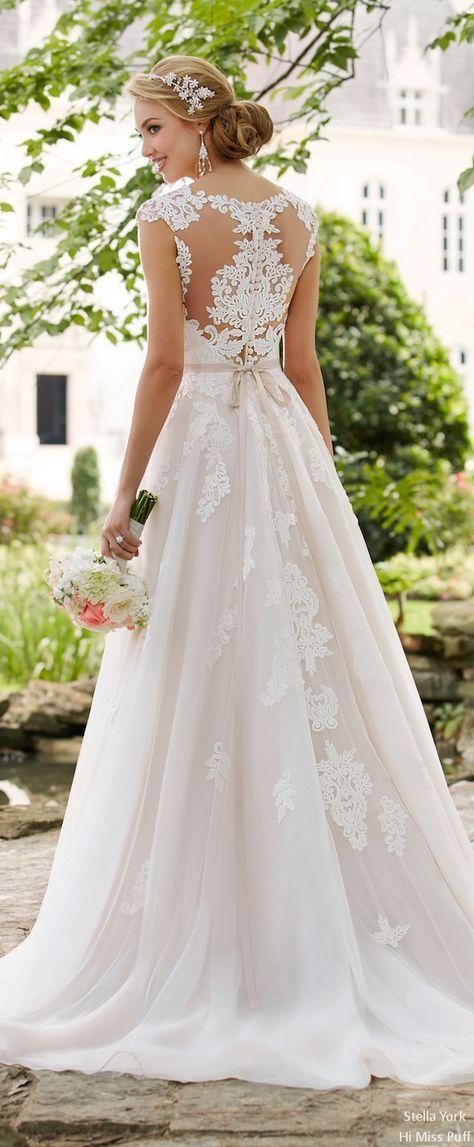 Stella York Wedding Dresses 2017 | Brautkleid, Hochzeitskleider und ...