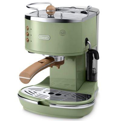 Delonghi Delonghi Vintage Icona Eco310gr Green Espresso