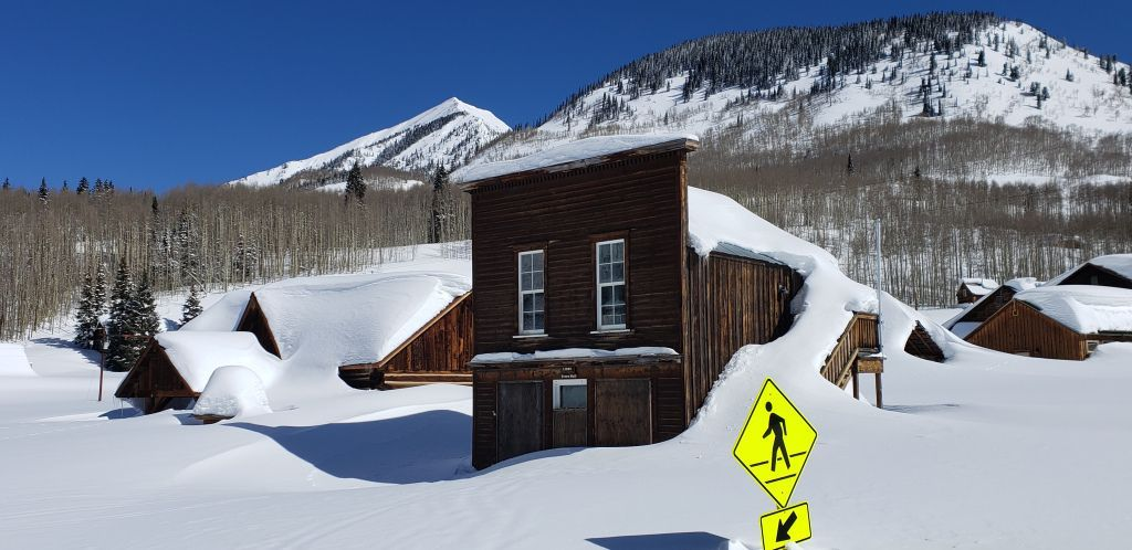 Colorado ghost town to be preserved as environmental and