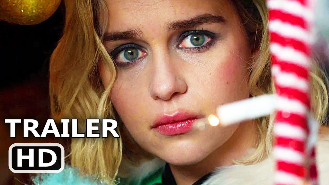 LAST CHRISTMAS Official Trailer (2019) Emilia Clarke