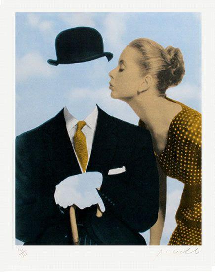 josephwebb:    Art Republic recommends Joe Webb    http://www.artrepublic.com/info_pages/18-staff-recommendations.html    http://www.artrepublic.com/prints/16202-kissing-magritte-silkscreen-signed-limited-edition-of-50.html