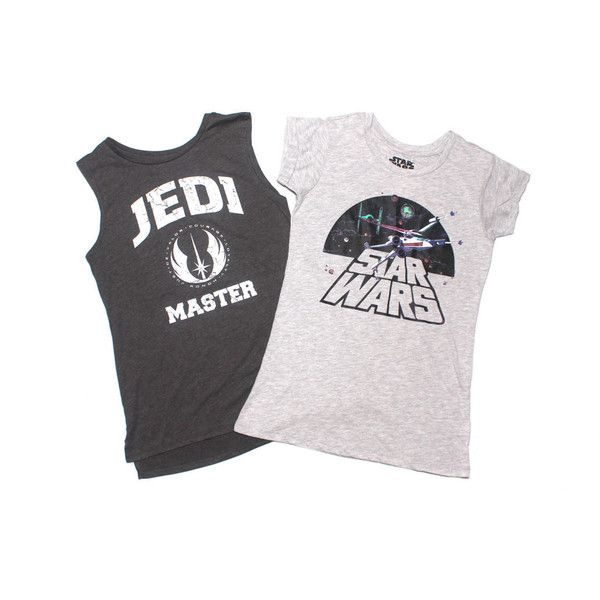 Women's Star Wars tops at Kmart NZ - The Kessel Runway ❤ liked on