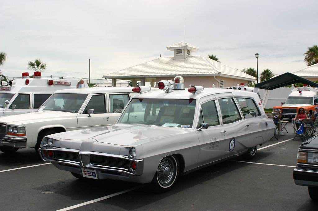 Pontiac Pro Car Classics Ambulances Vintage Ambulances