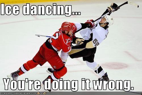 hockey players make my day