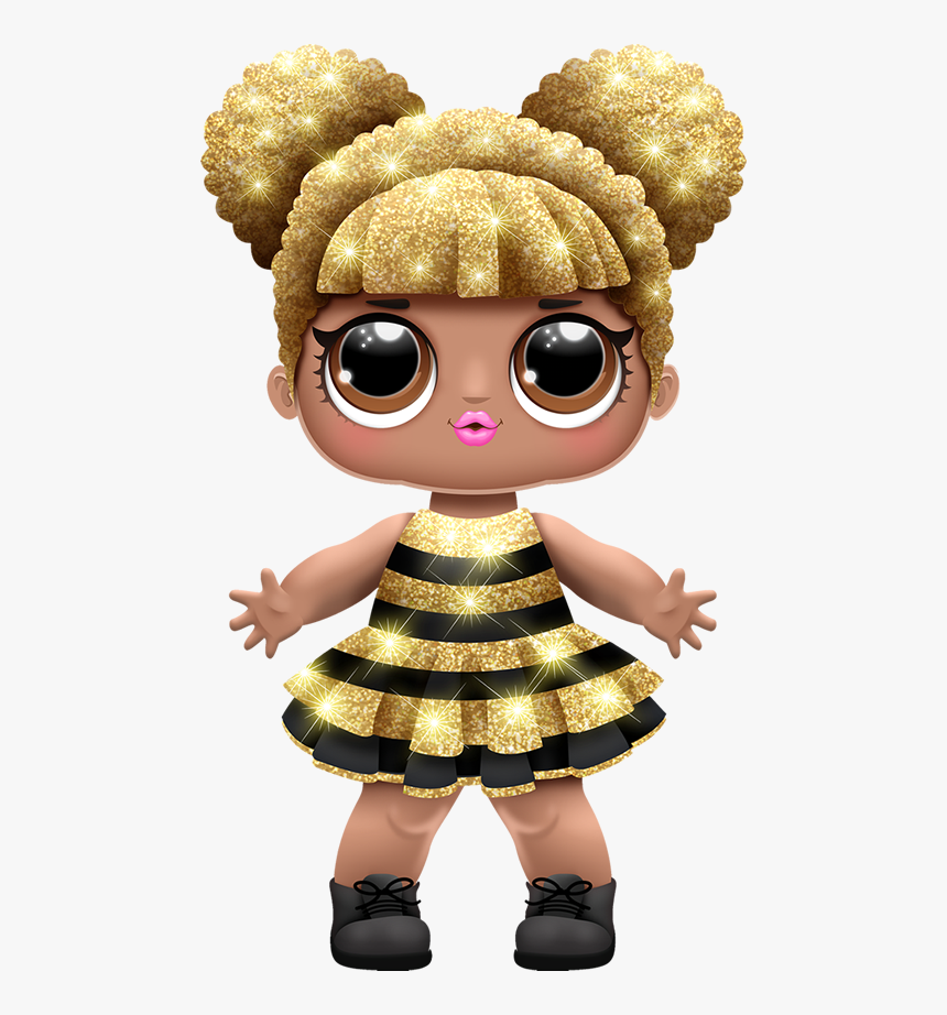 Lol Surprise Queen Bee Hd Png Download Lol Dolls Lol Queen Bees