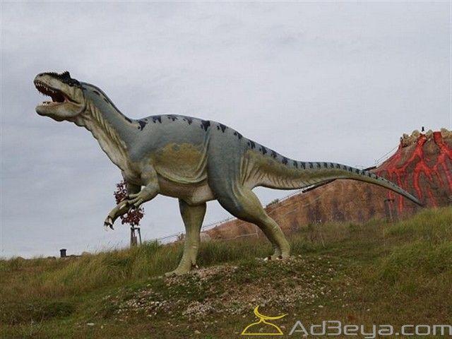 تفسير رؤية الديناصور في المنام أو الحلم الخوف من الديناصور الديناصور الديناصور في الحلم Tyrannosaurus Prehistoric Animals Dinosaur