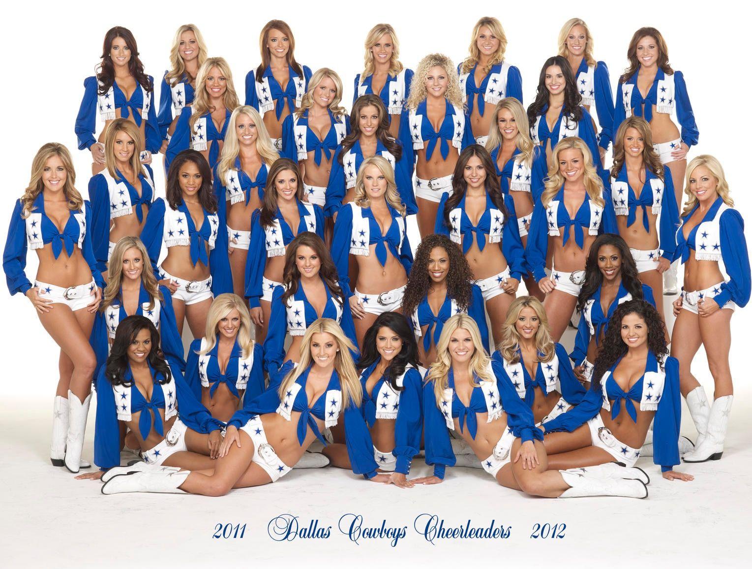 dallas cowboys cheerleaders 2011 2012 a pinterest