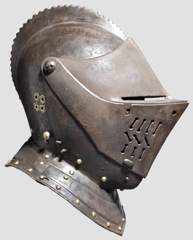 Austrian? Helmet 1560