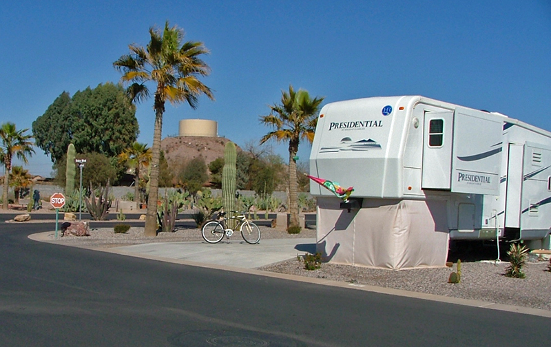 Sundance 1 Rv Resort At Casa Grande Arizona United States