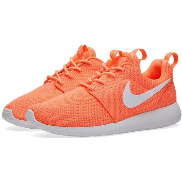 Nike W Roshe One (1.289.210 IDR) ❤ liked on Polyvore featuring shoes