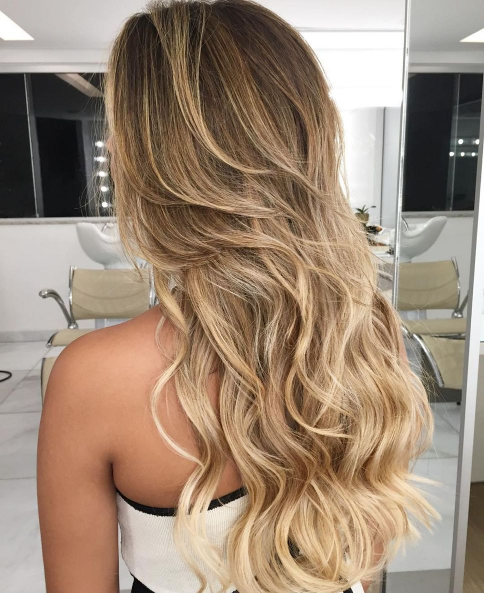 80 cute layered hairstyles and cuts for long hair | hairs