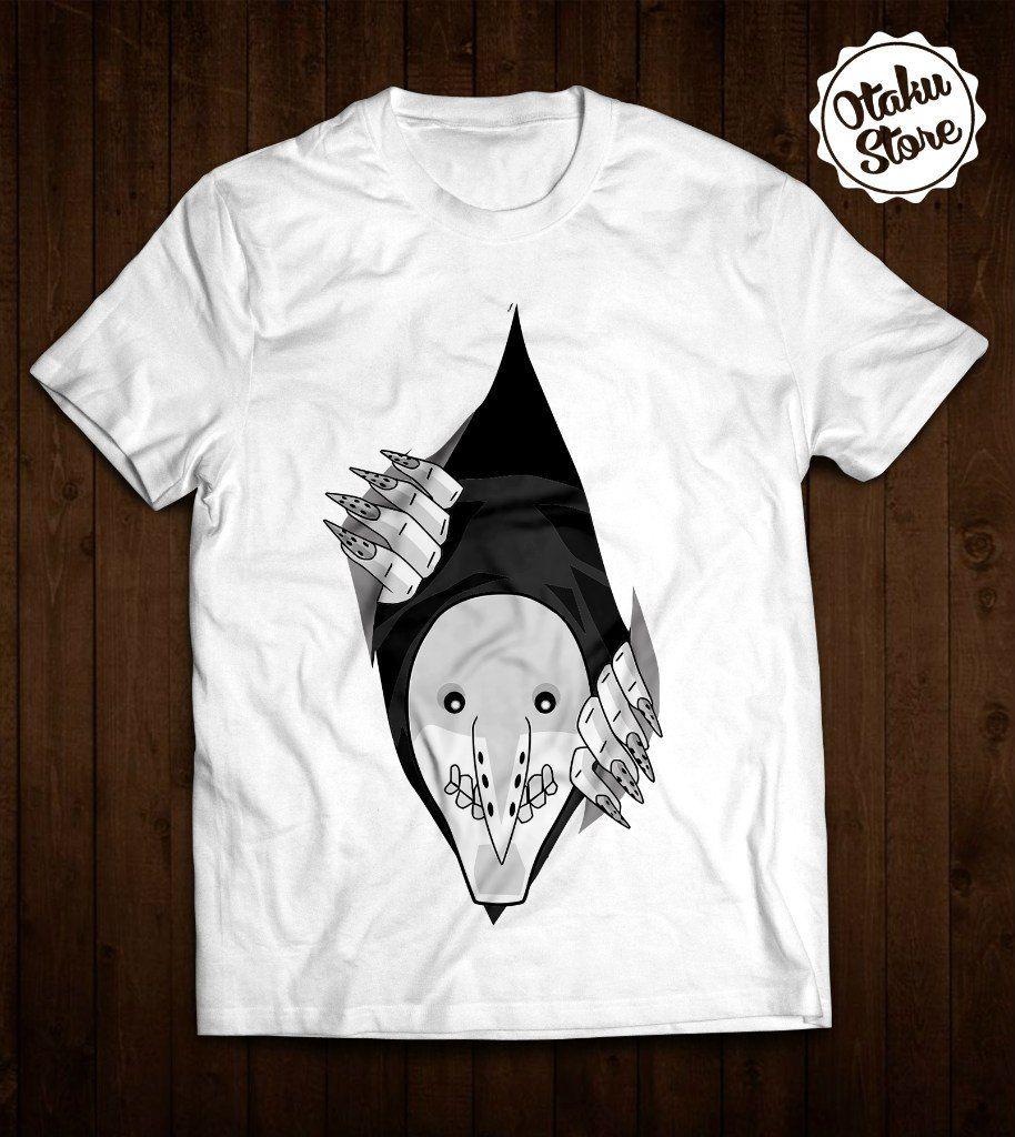 "Anime ""Bleach"" t-shirt. Anime DTG print."