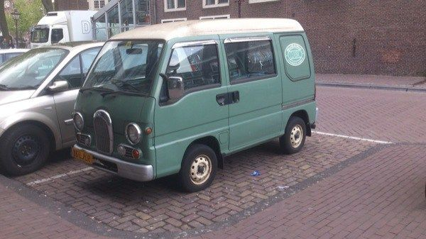 By January 1994 Arrived The 7th Generation Daihatsu Hijet With A