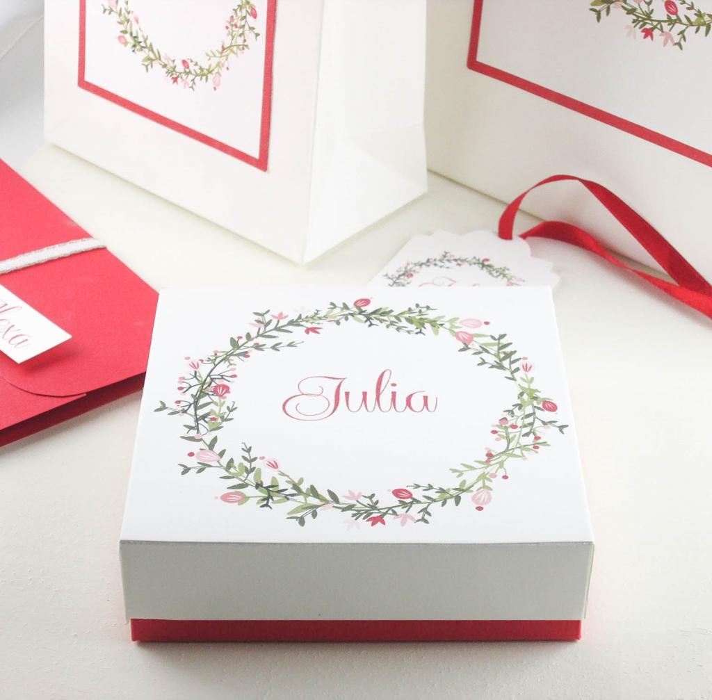 Asking bridesmaid box   Bridesmaid favors, Wedding and Weddings