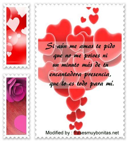 Frases De Amor Para Reconquistar A Mi Pareja Dedicatorias De Amor