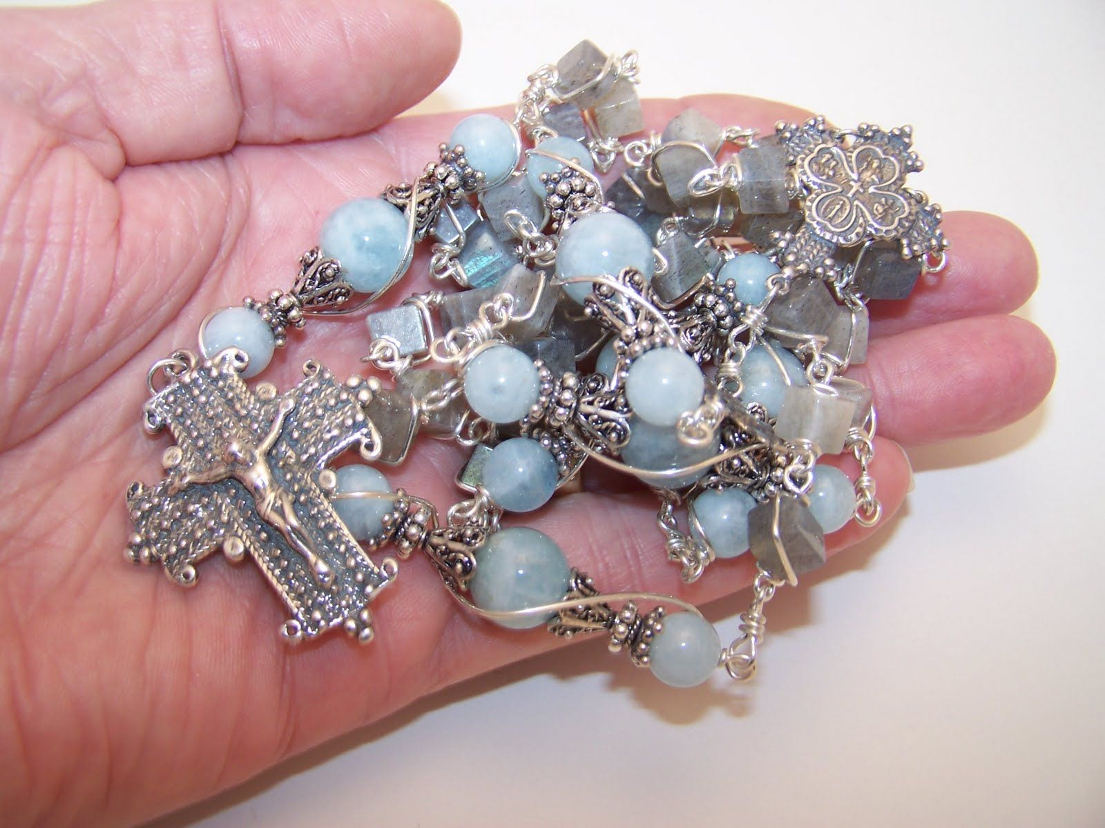 We are a community of Etsy artists who primarily create rosaries and chaplets. We come together to offer each other fellowship and support in art, business, and life.