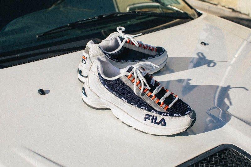 Fila DSTR 97 Sneaker Review | Sneakers, Sneakers fashion
