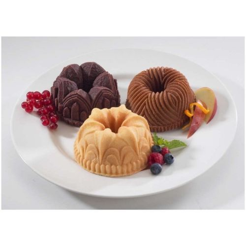 Silicone Donut Baking Cake Chocolate Soap Candy Jelly Mold Mould Pan FM