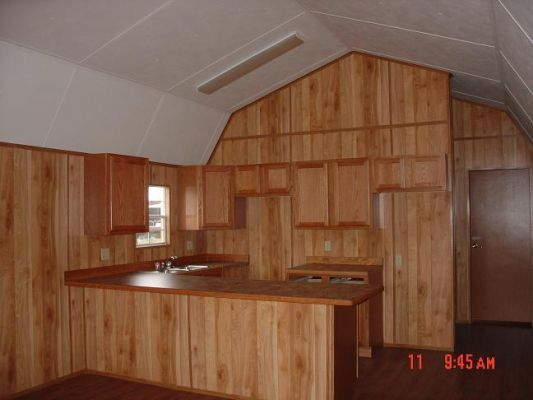 Portable Cabin Interiors Finished Buildings Interior Log