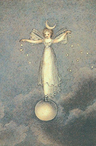 thefae:  Sprinkling Stars by Amelia Jane Murray