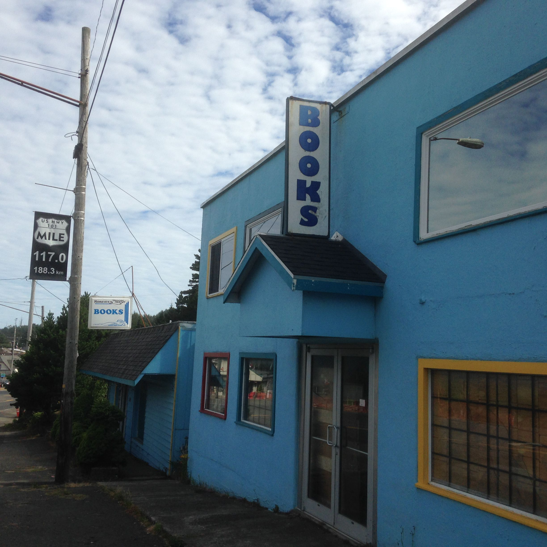 Robert's Lincoln City, Oregon Lincoln city, Beach books