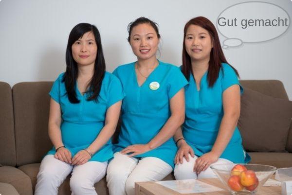 Haben Wir Es Gut Gemacht Sino Spa Massage Wellness Spa