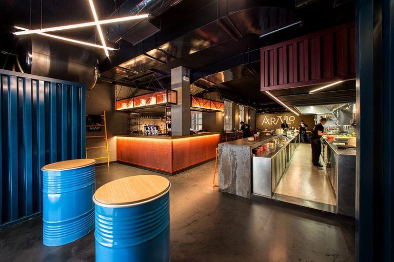 Los Mejores Restaurantes Baratos De Los Grandes Chefs Michelin Restaurantes Restaurantes Madrid Gran Chef
