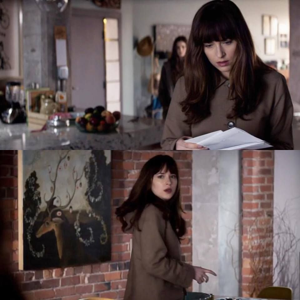 Stills from the new Fifty Shades Darkertv spot! #fiftyshadesdarker #fiftyshades