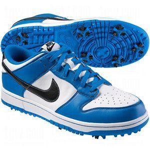 Nike Dunk NG Men's Golf Shoe   Golf Golf shoes, Sneakers