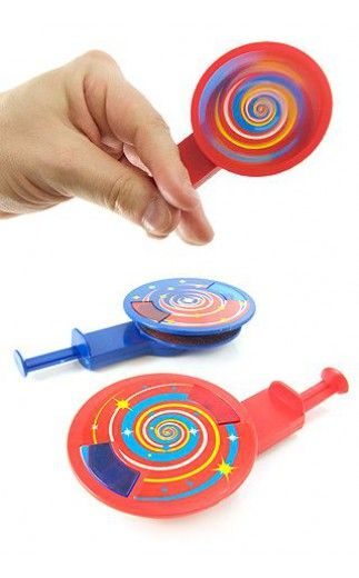 magnetic gyro wheel light show retro toys spinning. Black Bedroom Furniture Sets. Home Design Ideas