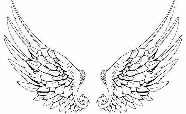 Cool Angel wings image Picture