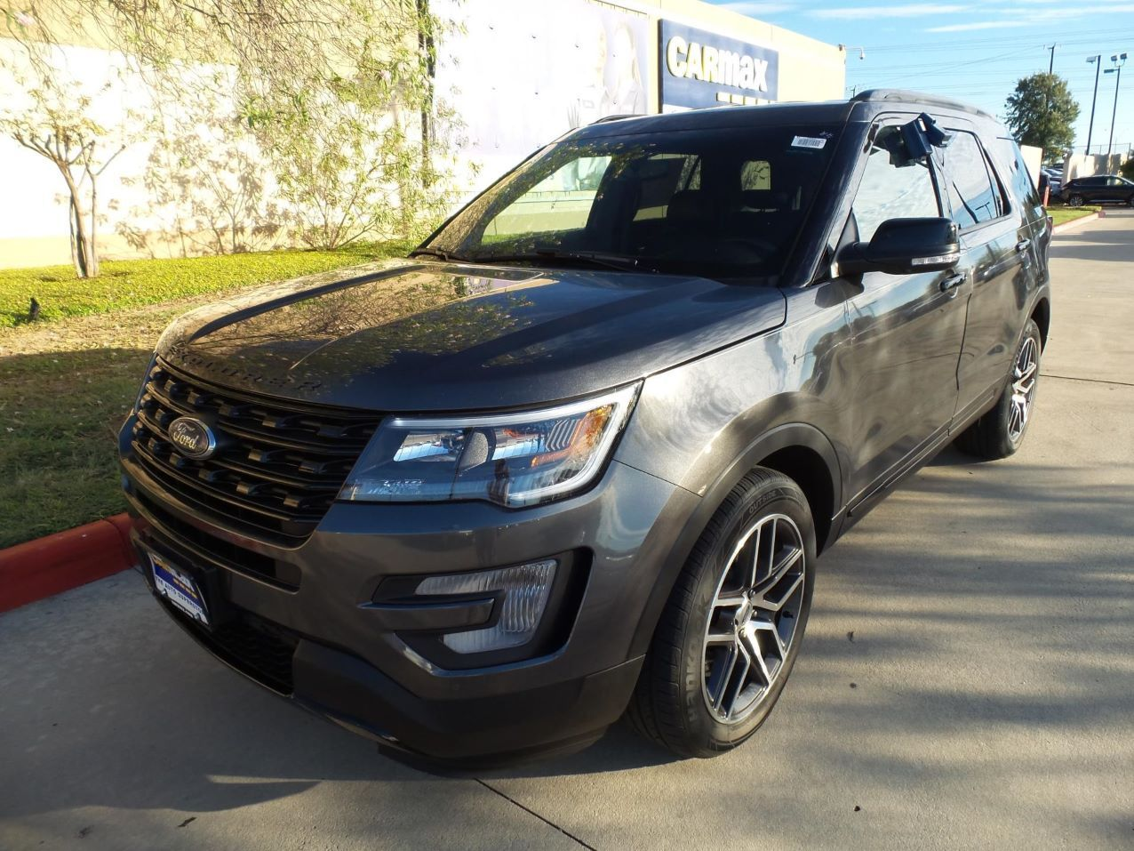 Used 2016 Ford Explorer In Omaha Nebraska Carmax Ford