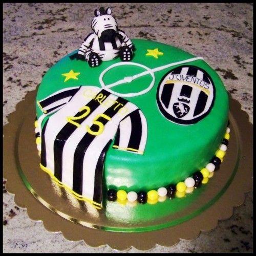 torta juventus - cerca con google   juventus   pinterest   cake - Decorazioni Torte Juventus