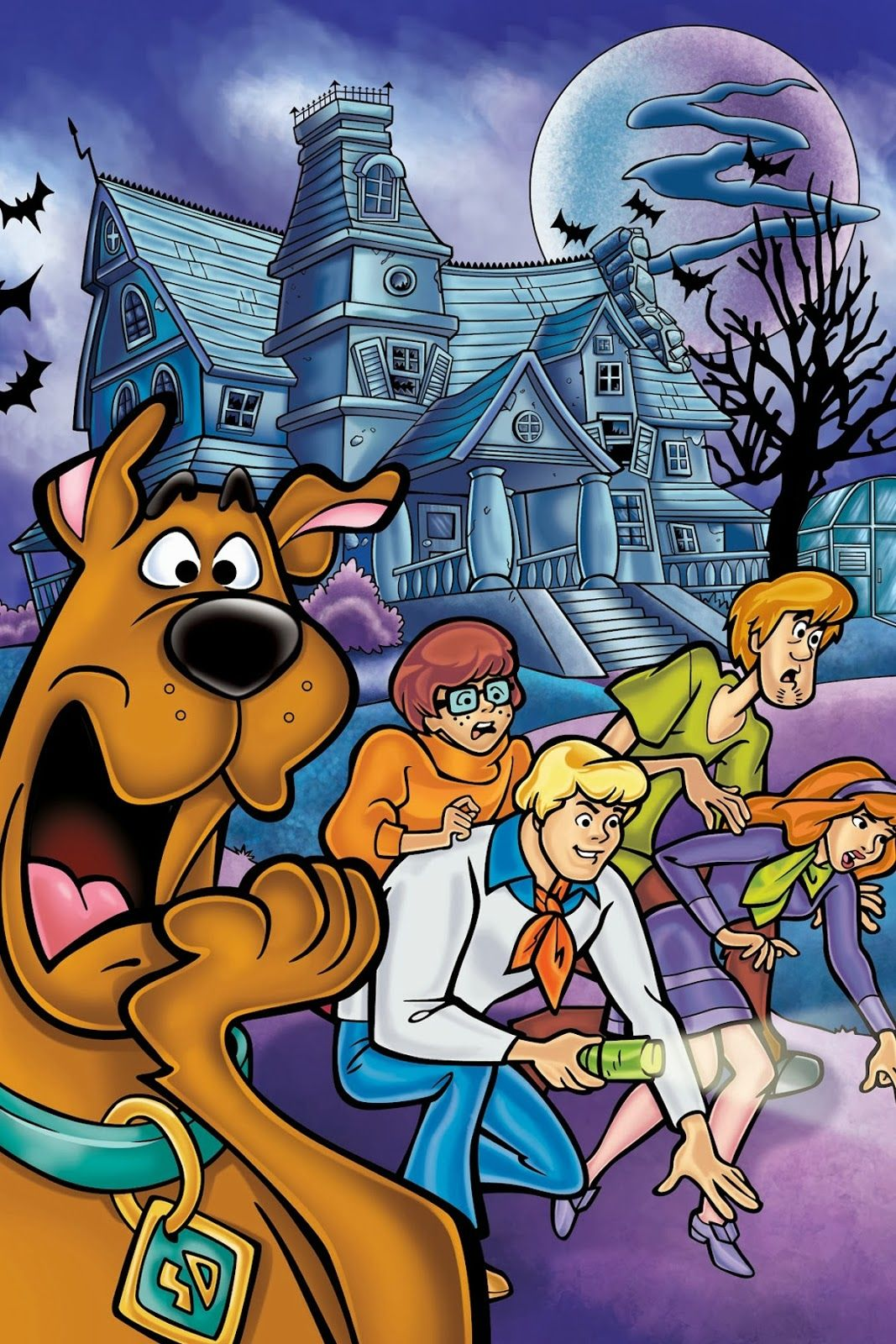 44 Scoo Doo Iphone Wallpaper On Wallpapersafari throughout